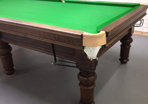 billiard supply co snooker table